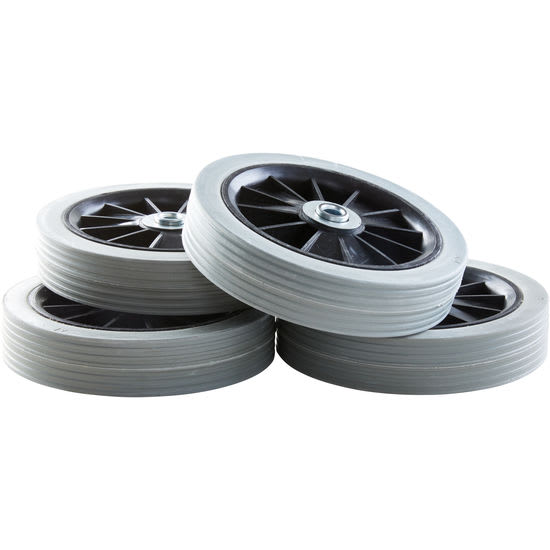 Rallye-Vollgummi-Reifen JAKO-O 4 Stück, extraleise