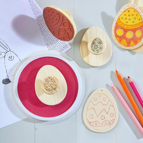 Sachenmacher Eier-Stempel