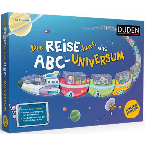 DUDEN Die Reise durch das ABC-Universum, Lernspiel Vorschule