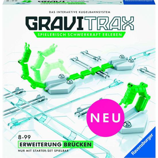 Ravensburger Kugelbahnsystem GraviTrax® Erweiterung Brücken