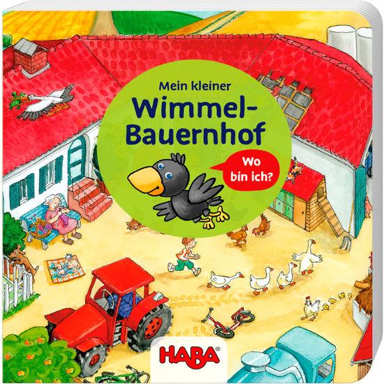 Mein kleiner Wimmel-Bauernhof HABA 305622