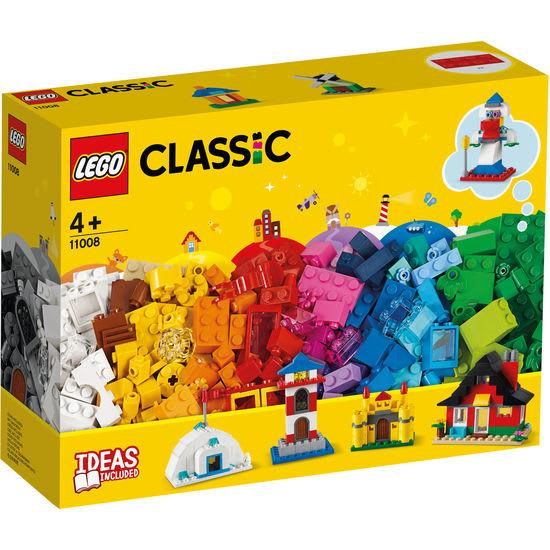 LEGO® Classic 11008 Bausteine - bunte Häuser