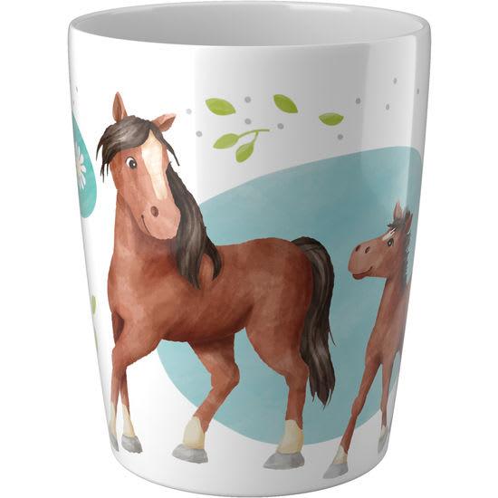 Becher Pferde HABA 35697