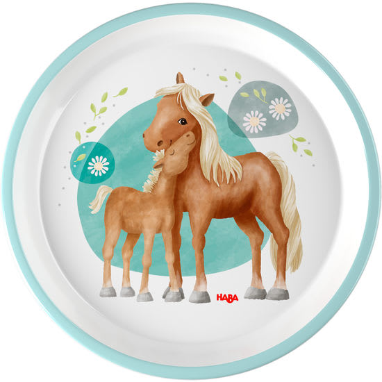 Teller Pferde HABA 305700