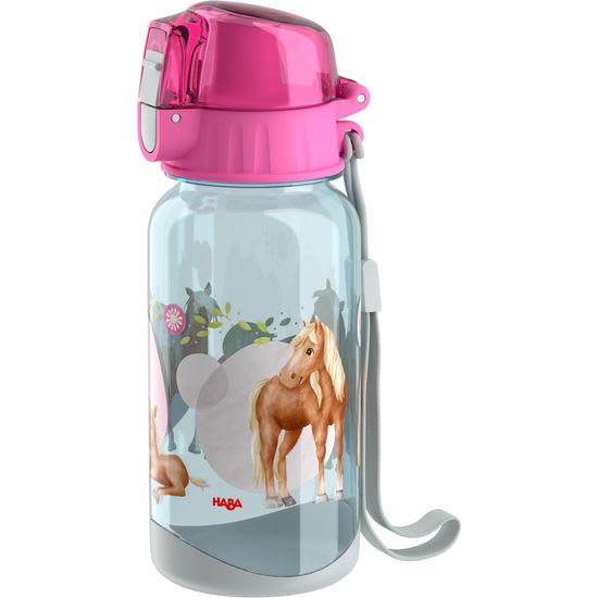 Kinder Trinkflasche Pferde HABA 305705, 400 ml