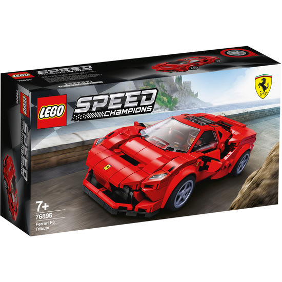 LEGO® Speed Champions 76895 Ferrari F8