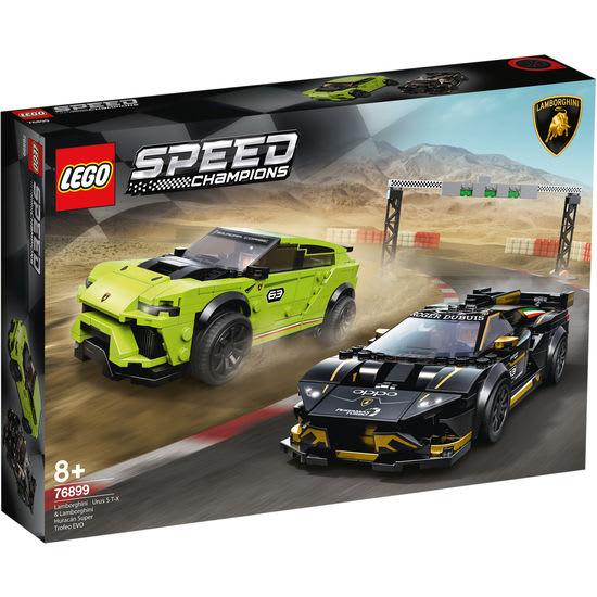 LEGO® Speed Champions 76899 SUV Lamborghini AT!!!