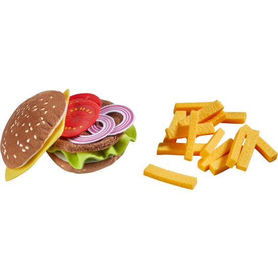 Burger mit Pommes frites HABA 305817