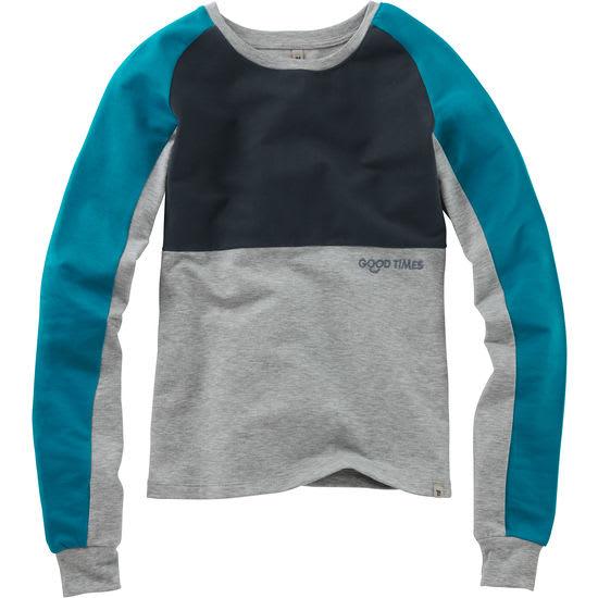 Mädchen Sweatshirt Colourblock FIT-Z