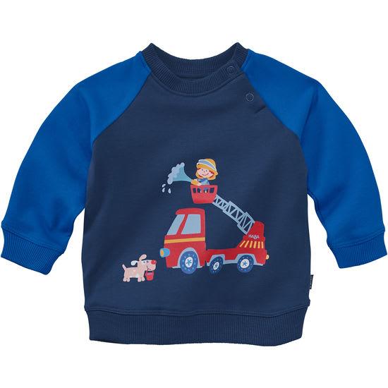 Baby Sweatshirt mit HABA-Motiven JAKO-O