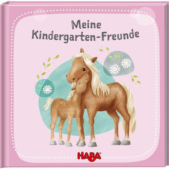 Meine Kindergarten-Freunde Pferde HABA 305926