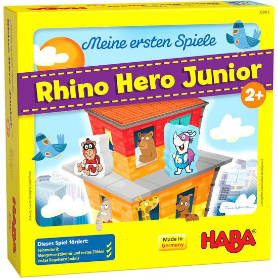 Meine ersten Spiele - Rhino Hero Junior 305912