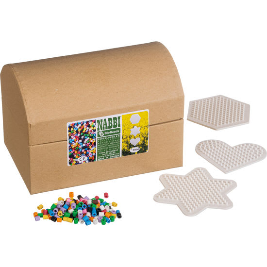 NABBI® Bio-Bügelperlen, 5.000 Stück