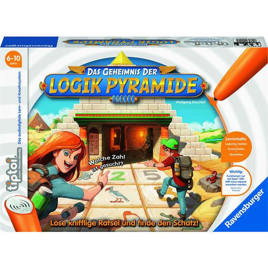Ravensburger tiptoi® 00042 Das Geheimnis der Logik-Pyramide