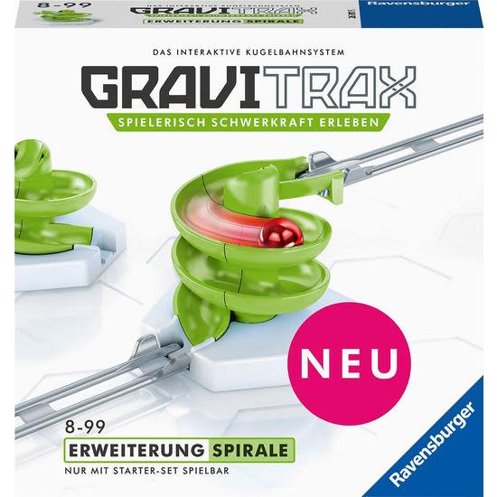 Ravensburger Kugelbahnsystem GraviTrax® Erweiterung Spirale