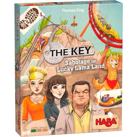 The Key – Sabotage im Lucky Lama Land HABA 305855