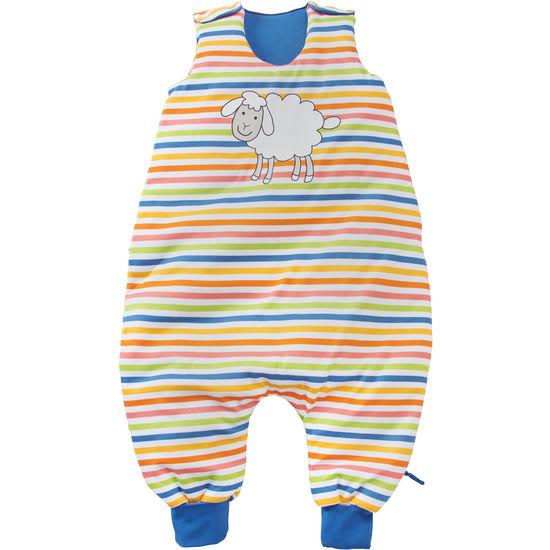 Baby Schlafstrampler JAKO-O, mit Umschlagfuß