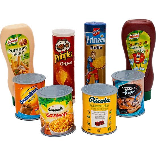 tanner Lebensmittel-Set Kunststoff, 8-teilig