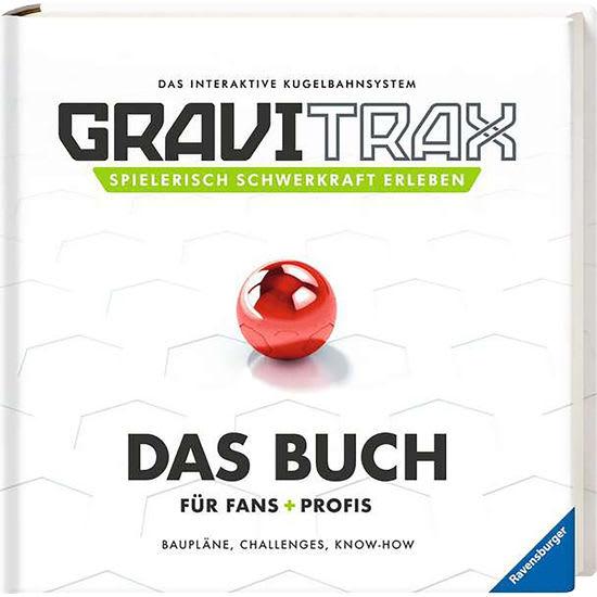 Bauplan-Buch Ravensburger GraviTrax® Das Buch für Fans + Profis