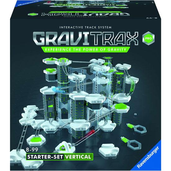 Ravensburger Kugelbahnsystem GraviTrax® PRO Starter-Set Vertical