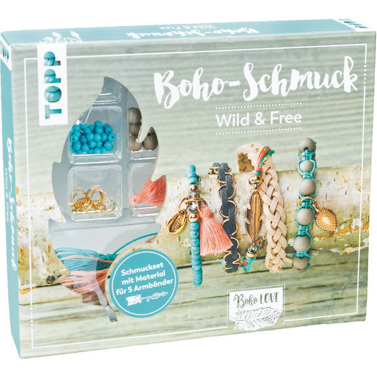 Boho-Schmuck Wild & Free, Armbänder