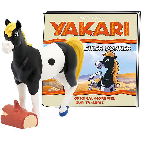 tonies® Hörfigur Yakari – Best of Kleiner Donner