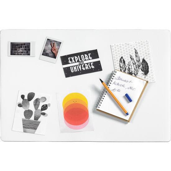 VELOFLEX® VELODESK®-Clear Schreibtischunterlage, befüllbar