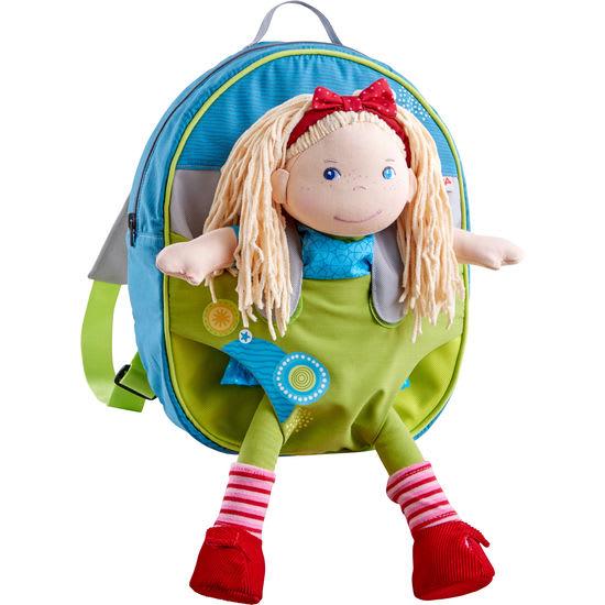 Kinder-Puppenrucksack Sommerwiese HABA 305975