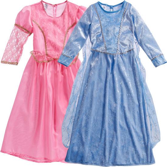 Kinder Verkleidungs-Set Prinzessin, 2-teilig