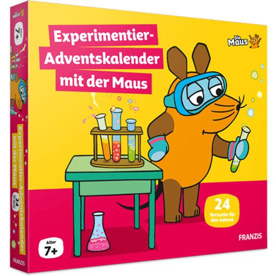 FRANZIS Verlag Adventskalender Experimente mit der Maus 2020