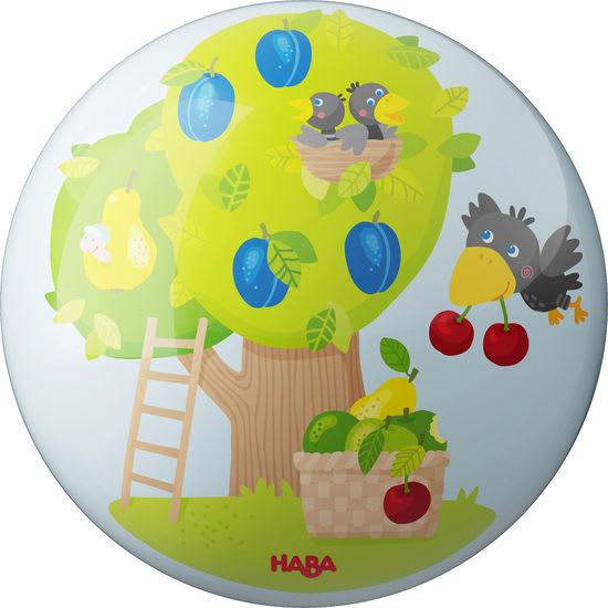 Ball Obstgarten, 15 cm Ø HABA 306003