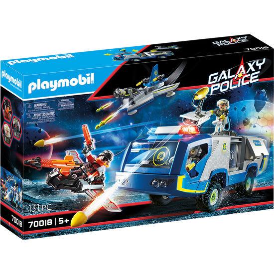 PLAYMOBIL® Galaxy Police 70018 Galaxy Police-Truck