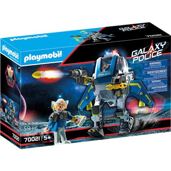 PLAYMOBIL® Galaxy Police 70021 Galaxy Police-Roboter
