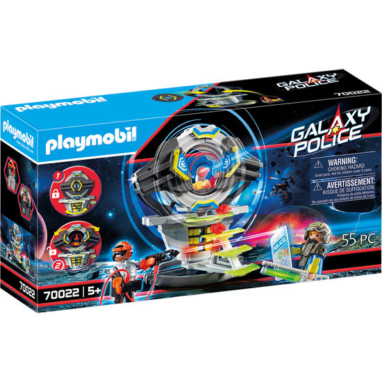 PLAYMOBIL® Galaxy Police 70022 Tresor mit Geheimcode