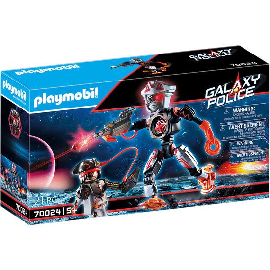 PLAYMOBIL® Galaxy Police 70024 Galaxy Pirates-Roboter
