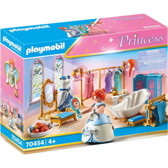 PLAYMOBIL® Princess 70454 Ankleidezimmer mit Badewanne