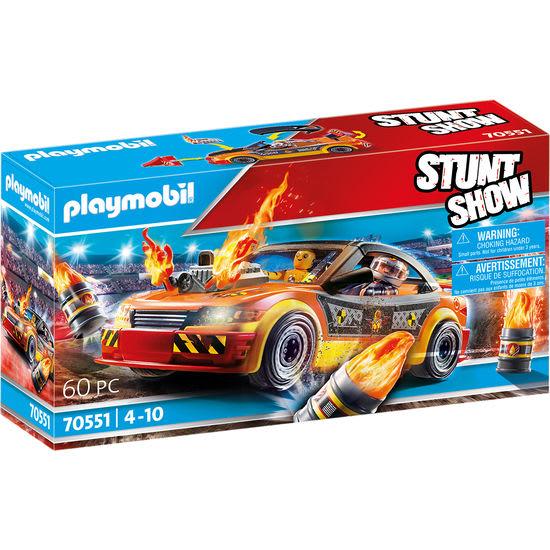PLAYMOBIL® Stuntshow 70551 Stuntshow Crashcar