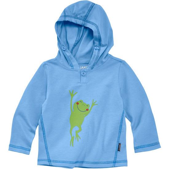 UV-Shirt mit Kapuze aus Baumwolle Baby JAKO-O