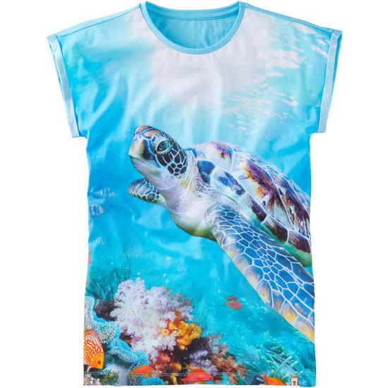T-Shirt Fotoprint für Mädchen FIT-Z
