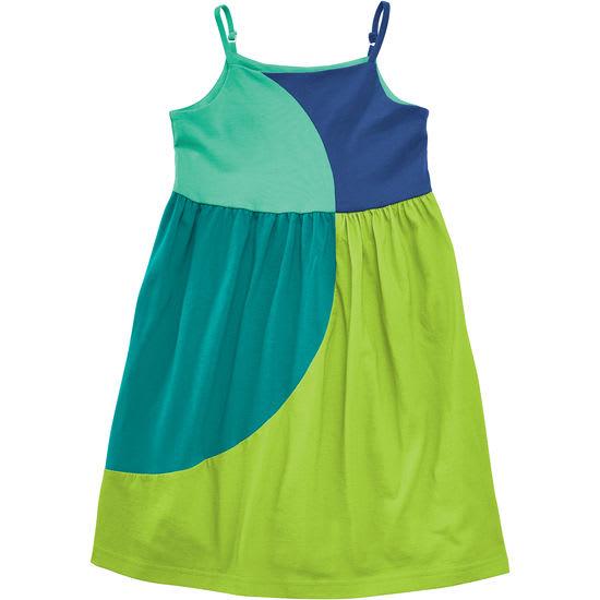 Mädchen Kleid Spaghetti-Träger JAKO-O