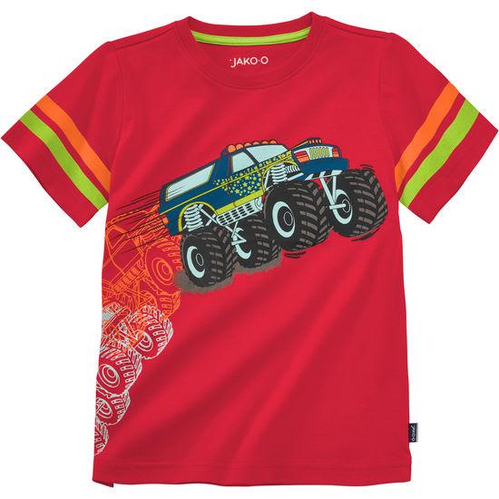 T-Shirt mit Schaumprint für Kinder aus Jersey JAKO-O