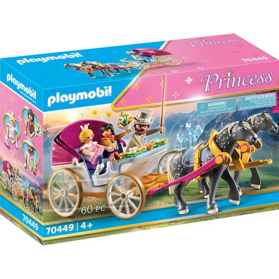 PLAYMOBIL® Princess 70449 Romantische Pferdekutsche