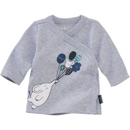 Baby Wickel-Shirt JAKO-O Langarm