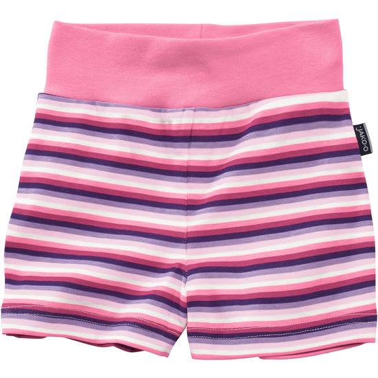 Baby Shorts JAKO-O geringelt