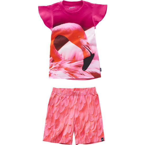 Schlafanzug Flamingo