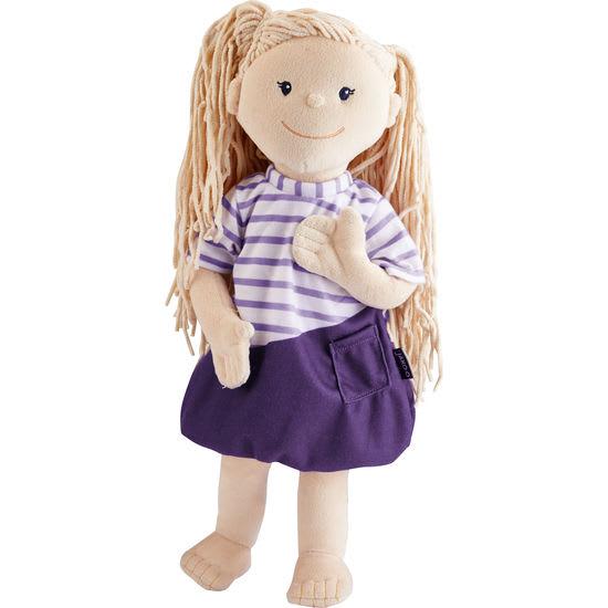 Krümels Schwester Puppen-Kleid JAKO-O, 43 cm