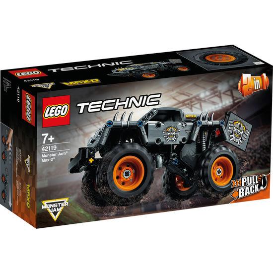 LEGO®Technic 42119 Monster Jam®Max-D®