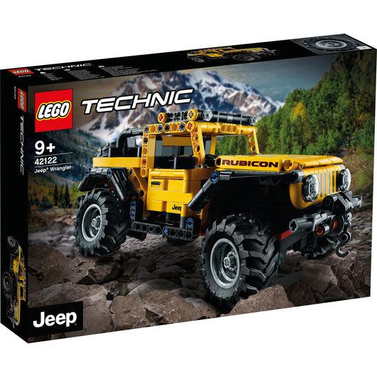 LEGO®Technic 42122 Jeep®Wrangler