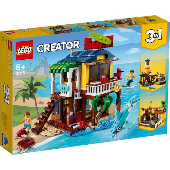 LEGO®Creator 31118 Surfer-Strandhaus