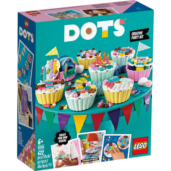 LEGO®DOTs 41926 Cupcake Partyset